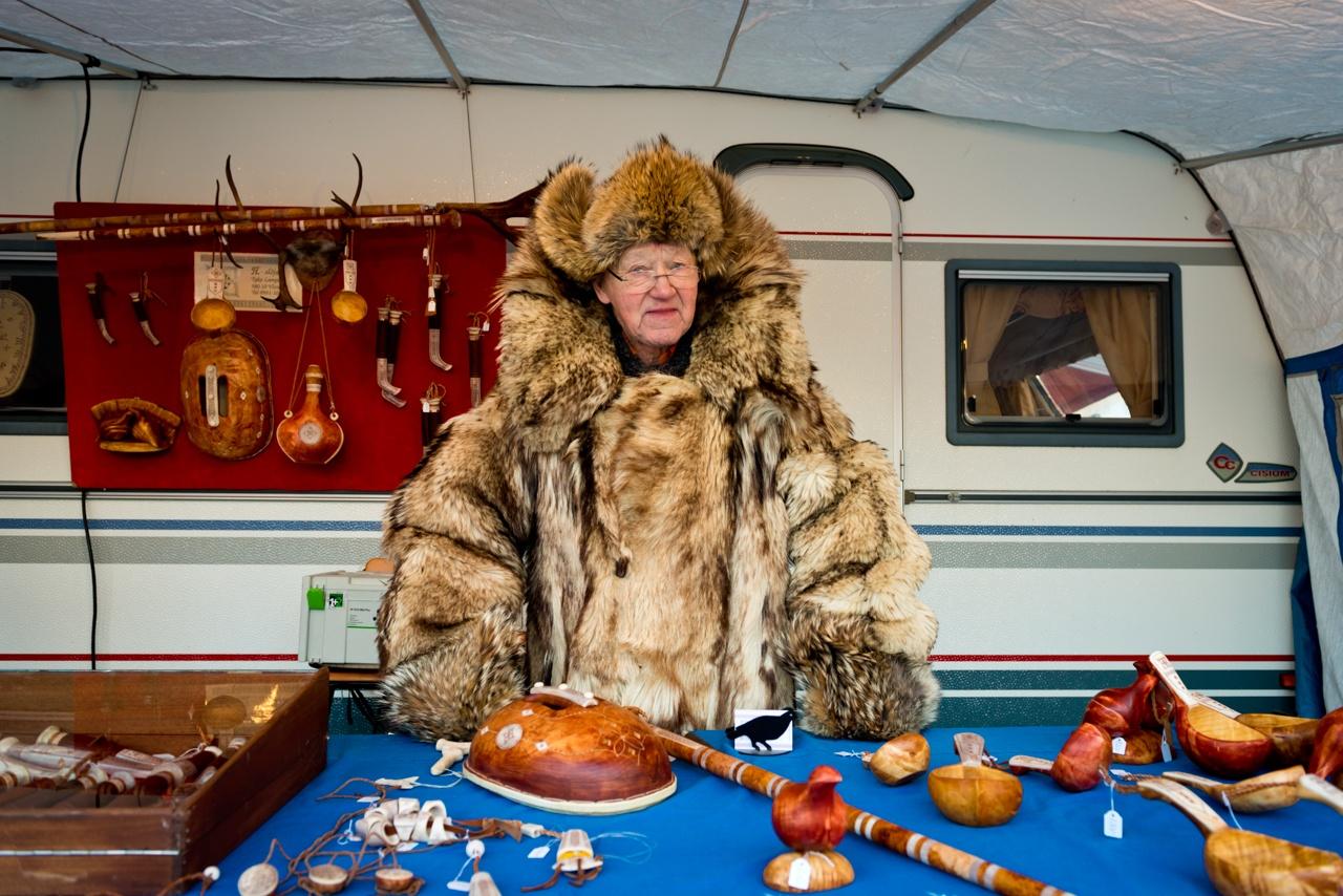 Fur trader