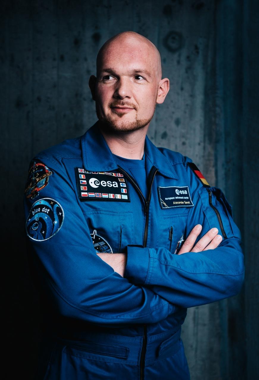 Dr. Alexander Gerst