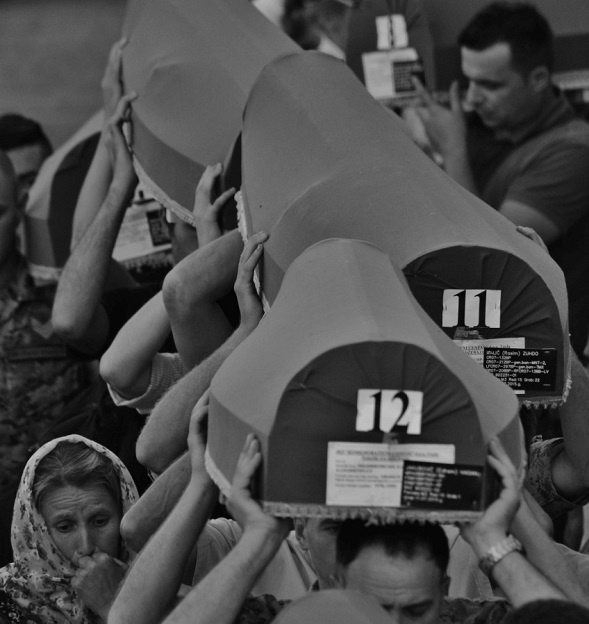 Srebrenica -The unburied (hi)story