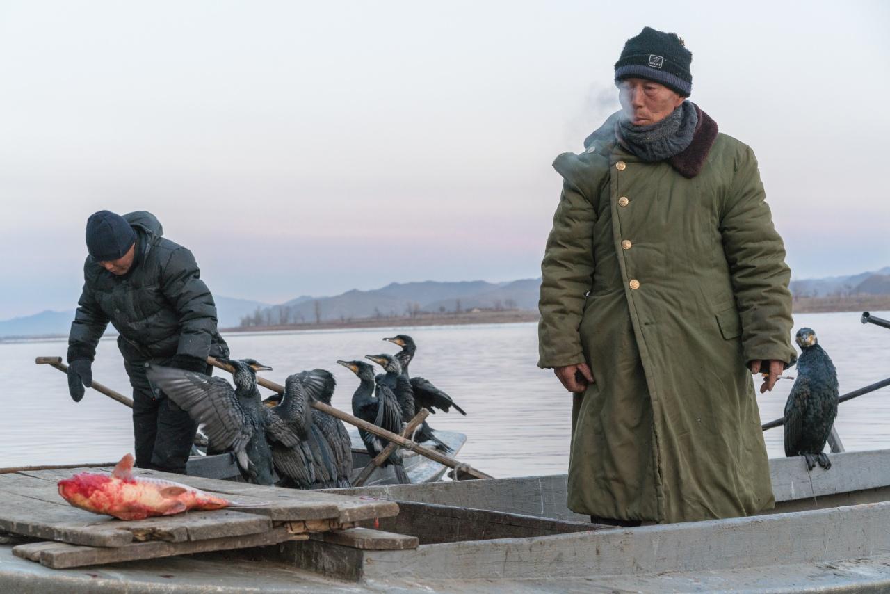 National Geographic: China-North Korea Border