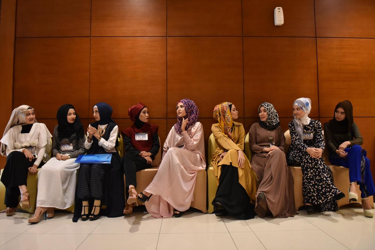 Princess Hijab Contest