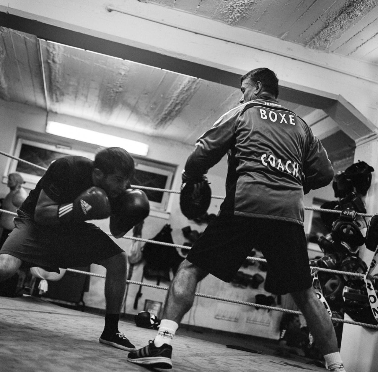 Boxing Club #3