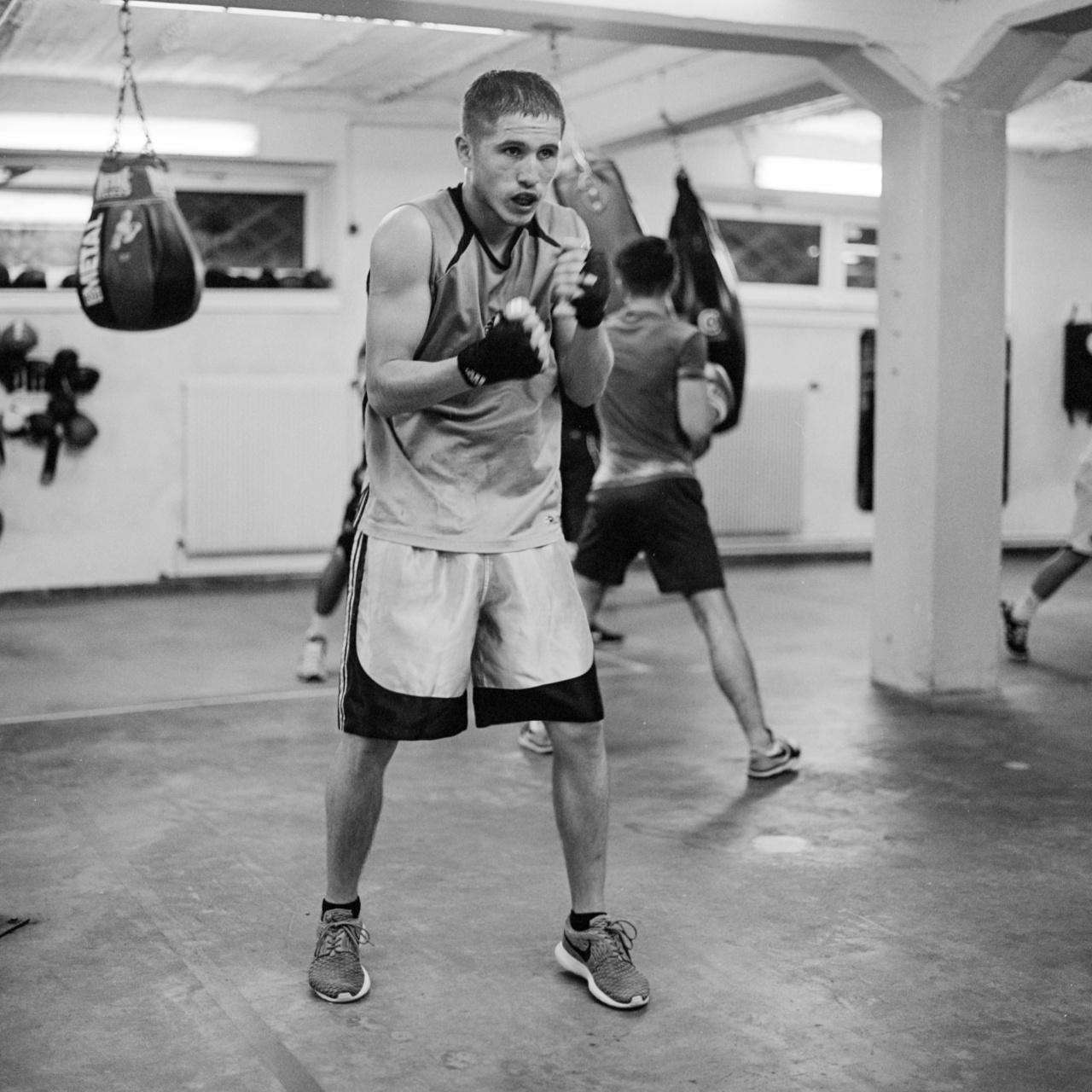 Boxing Club #2