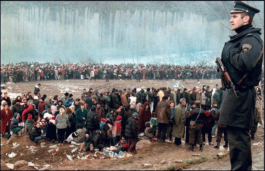 Refugees Kosovo conflict