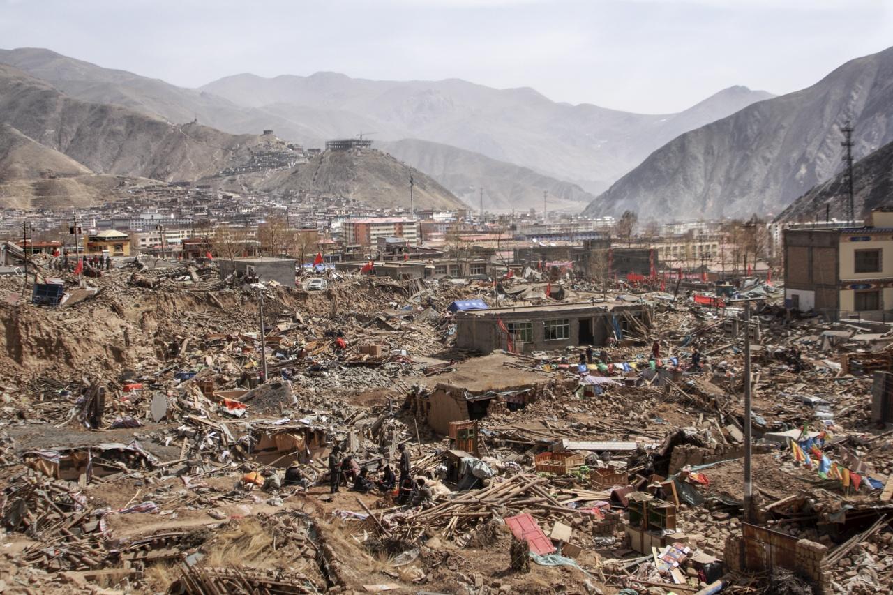 China - Yushu earthquake