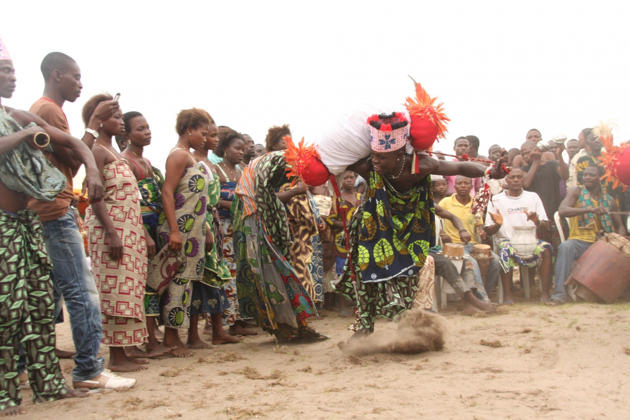 GBENOPO DANCE