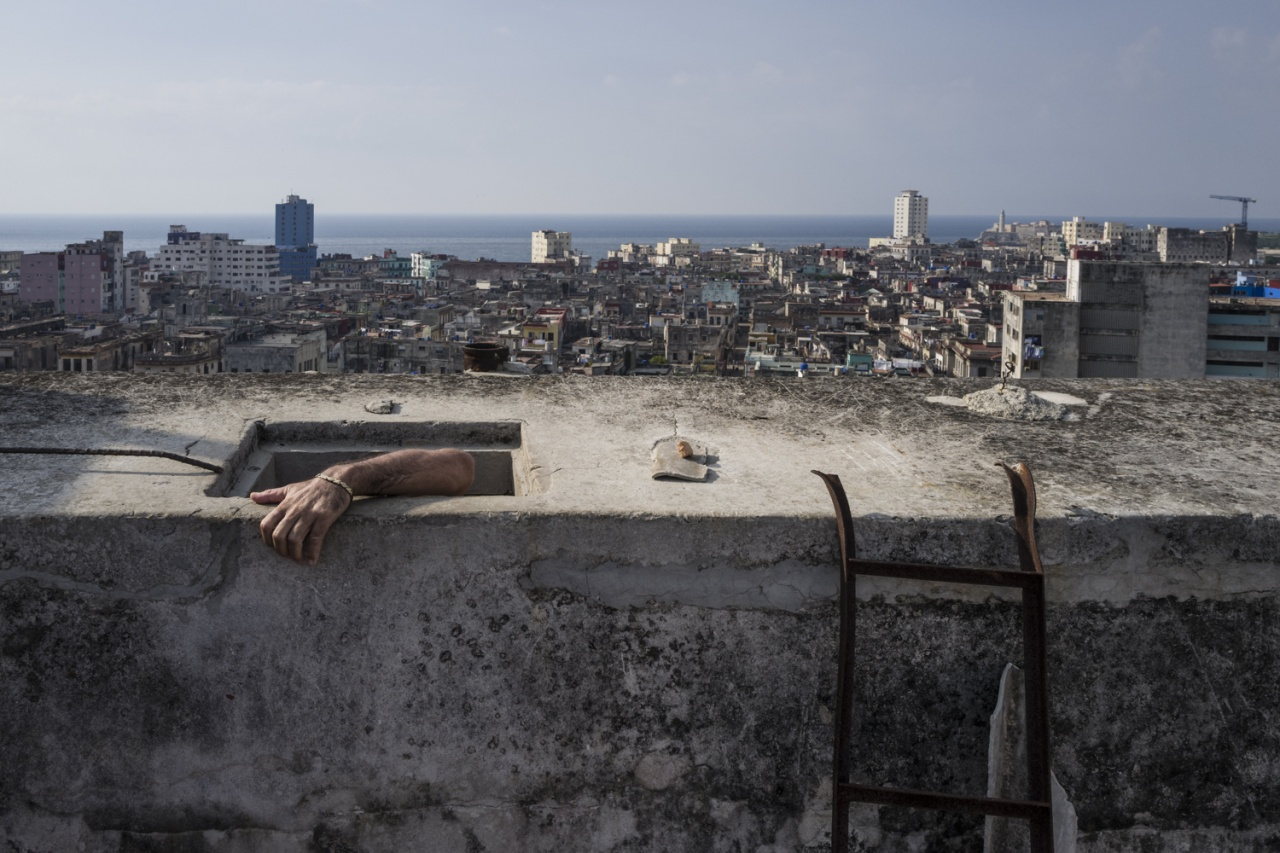 Trouble in Paradise, Havana, Cuba, June 2016
