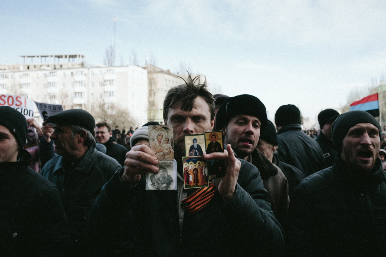 Donetsk, 2014