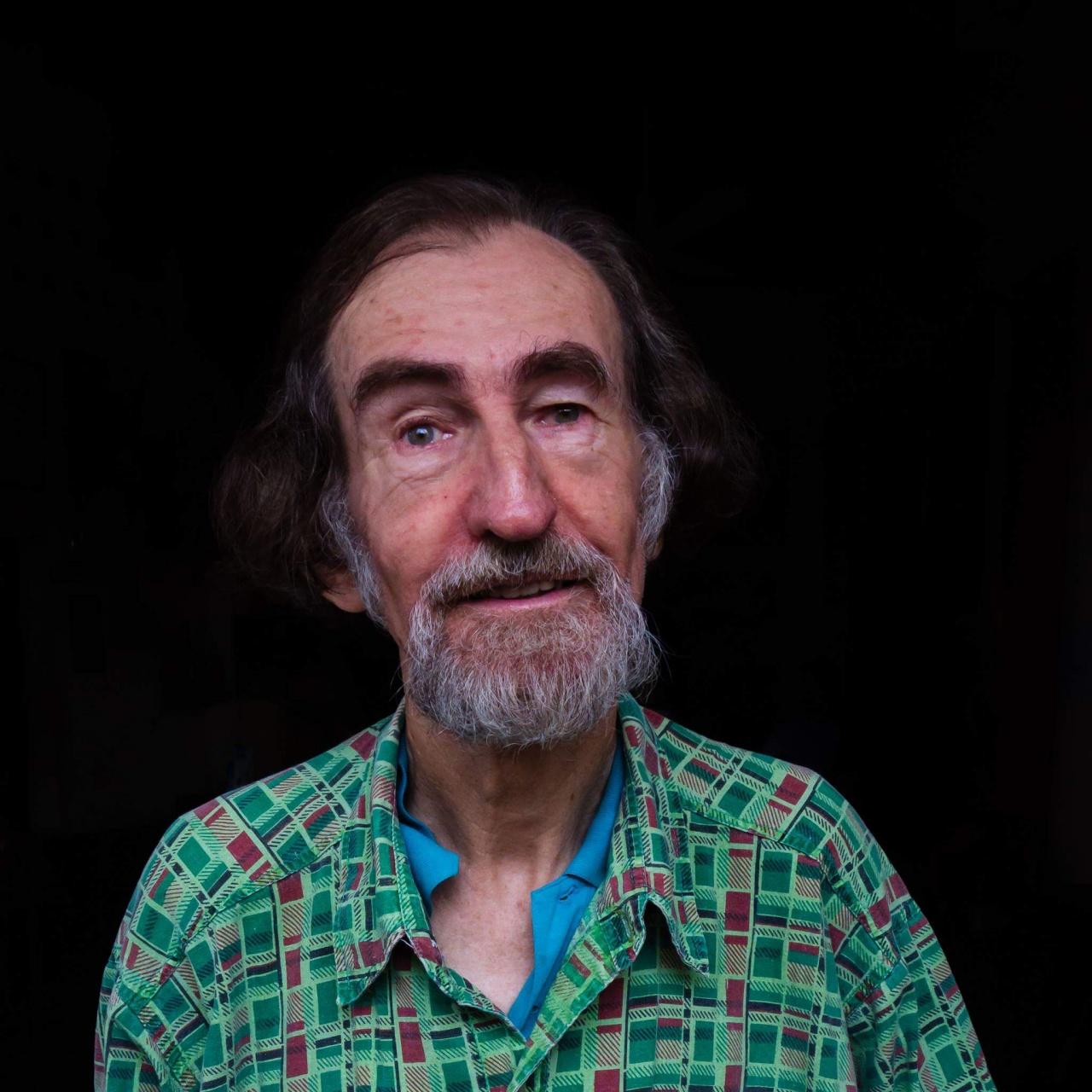 Documentary Film Maker Tom Fawthrop
