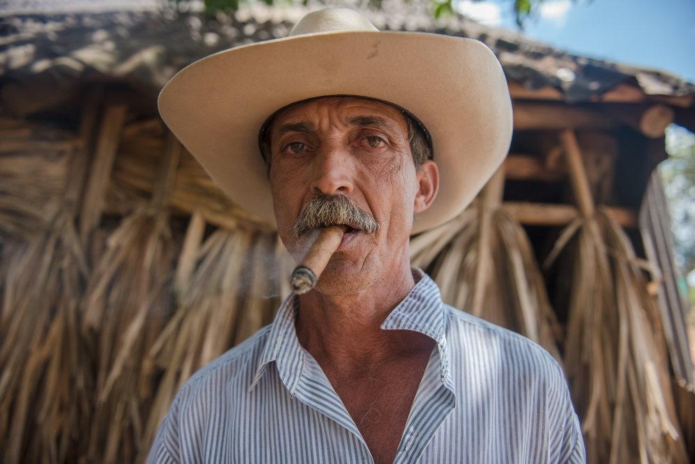 Cigar Man