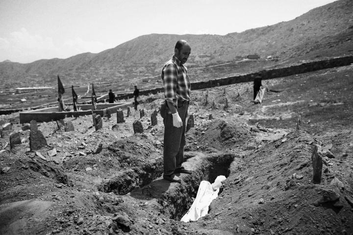 Burying the Taliban