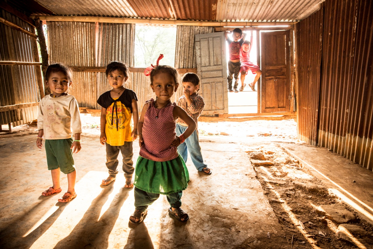 Marpak, Nepal