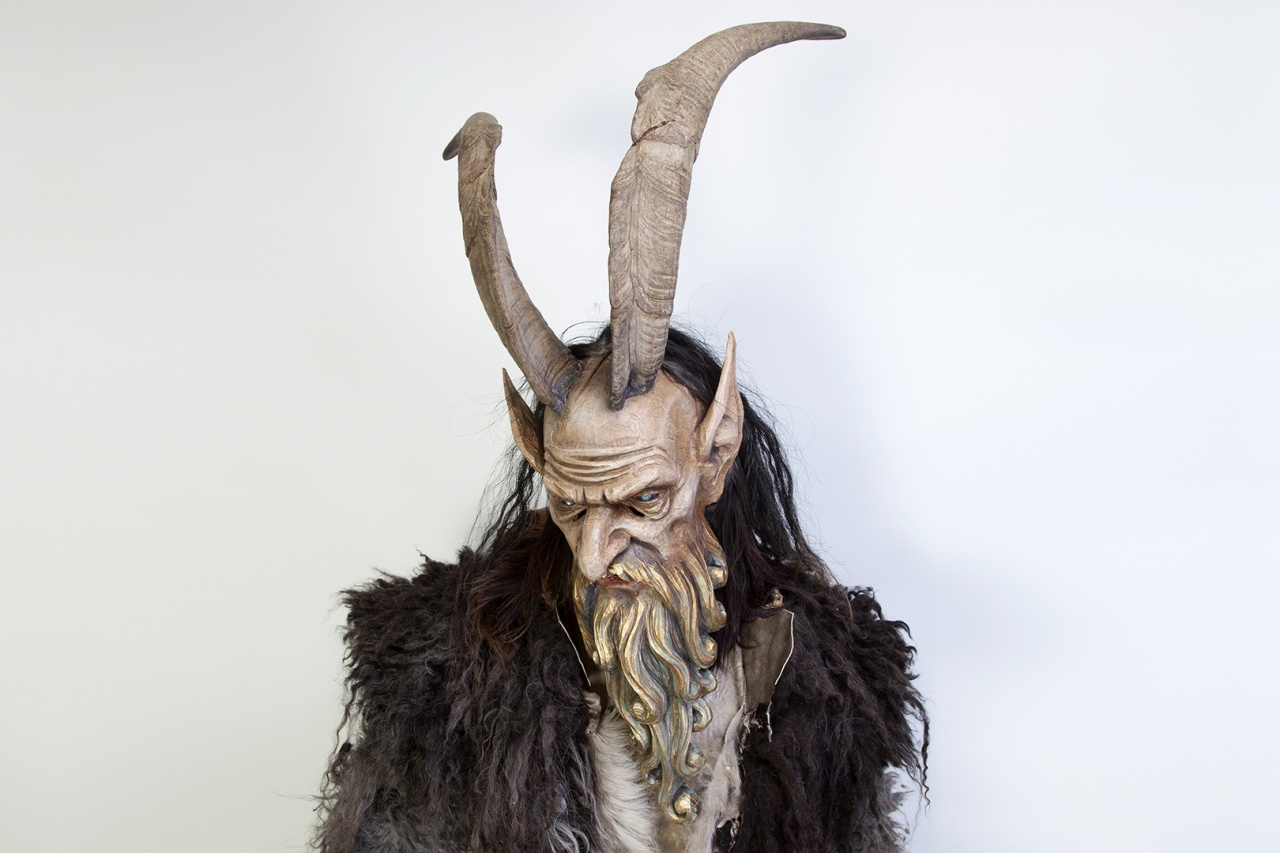 Krampus Culture in Southern Germany