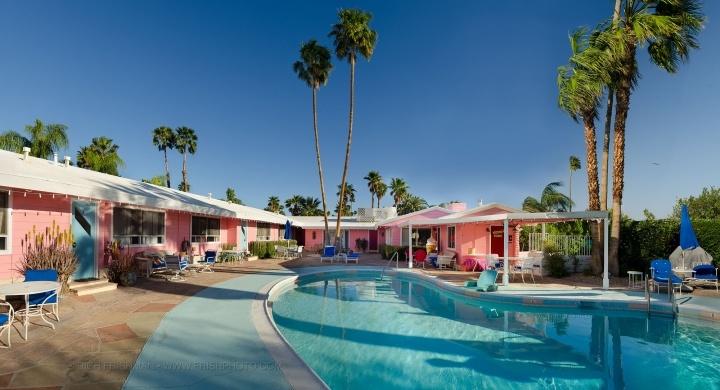 Coral Sands Inn; Palm Springs, CA 2012-2013