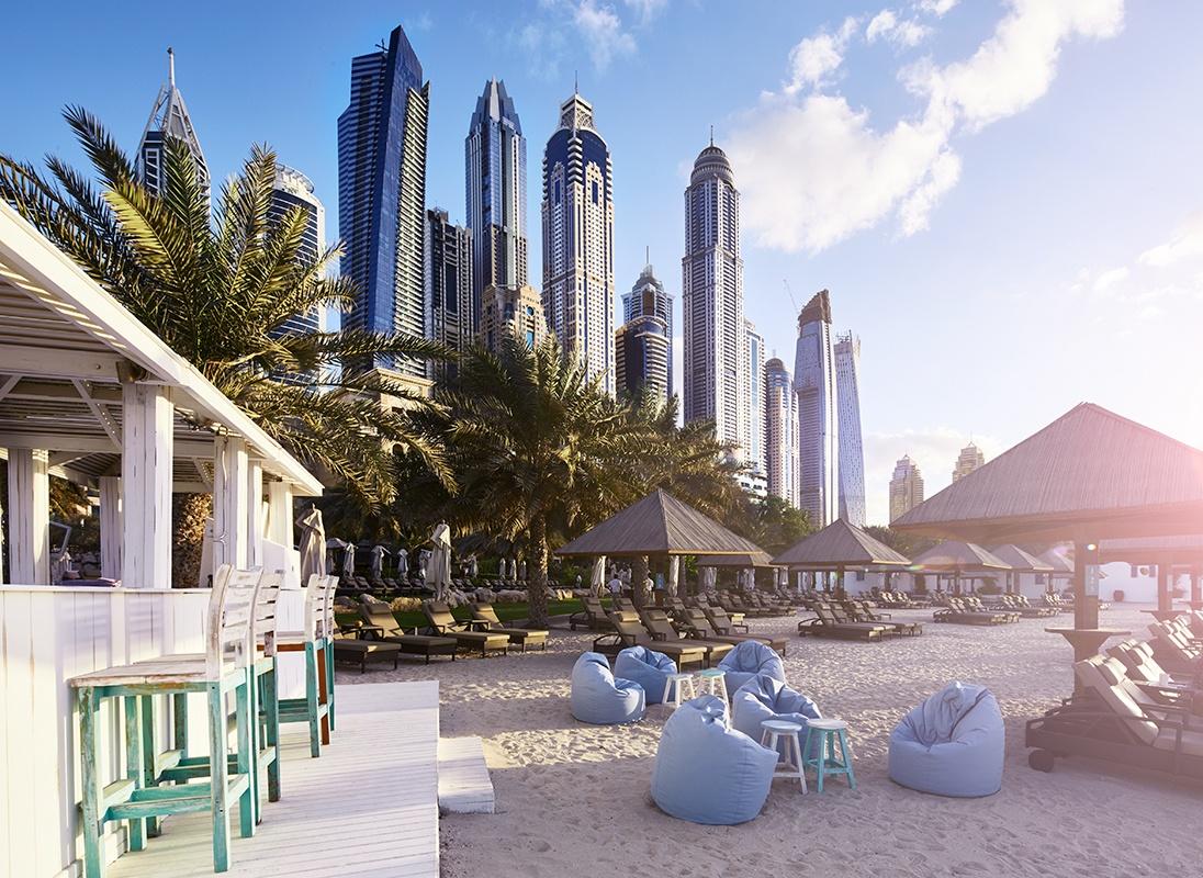 WestIn Mina Seyahi Beach Resort - Dubai