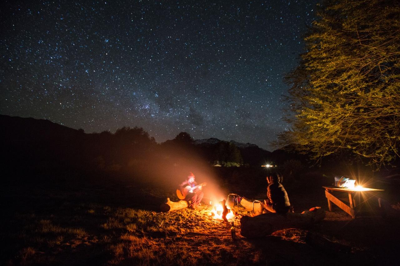 Under Patagonian Skies
