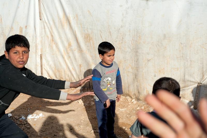 Informal settlements in Bekaa