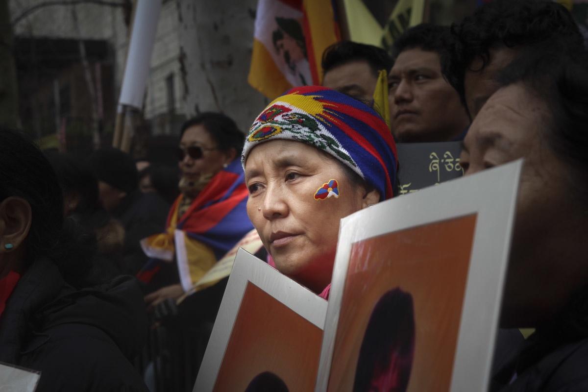 Tibetan Activism in New York City