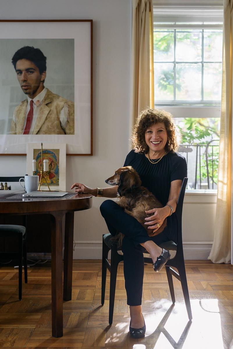 Julie Saul - Portrait