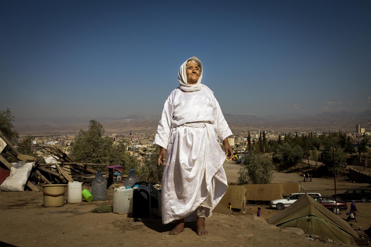 IDPs in Kurdistan, Iraq