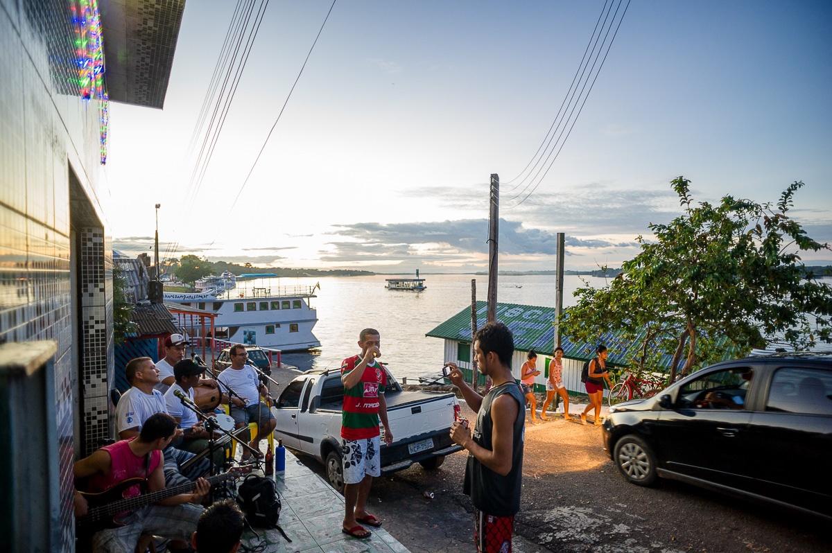 Rio Negro, Brazil.