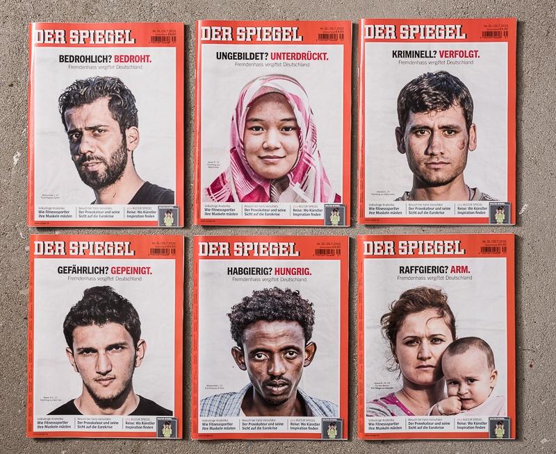 Cover: Der Spiegel