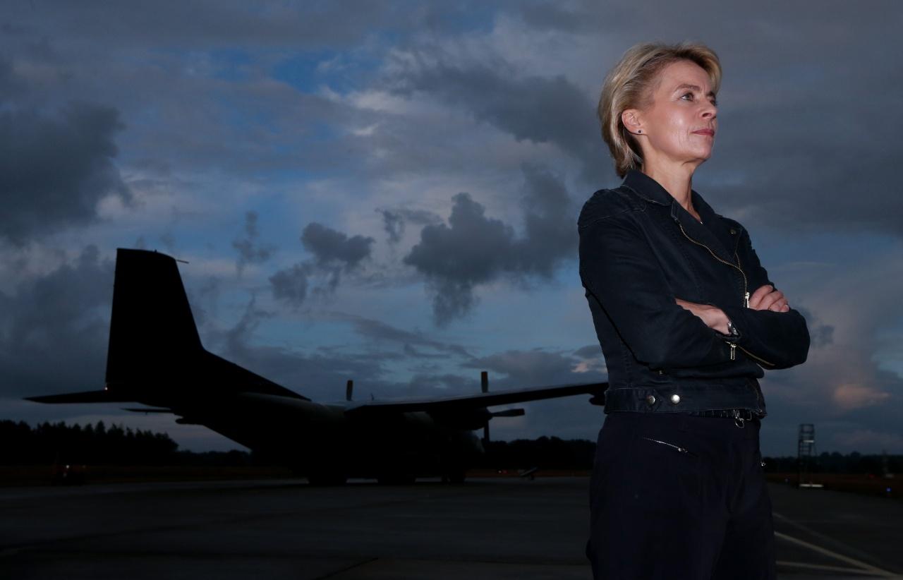 German Secretary of Defence