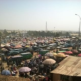 Nyanya Market