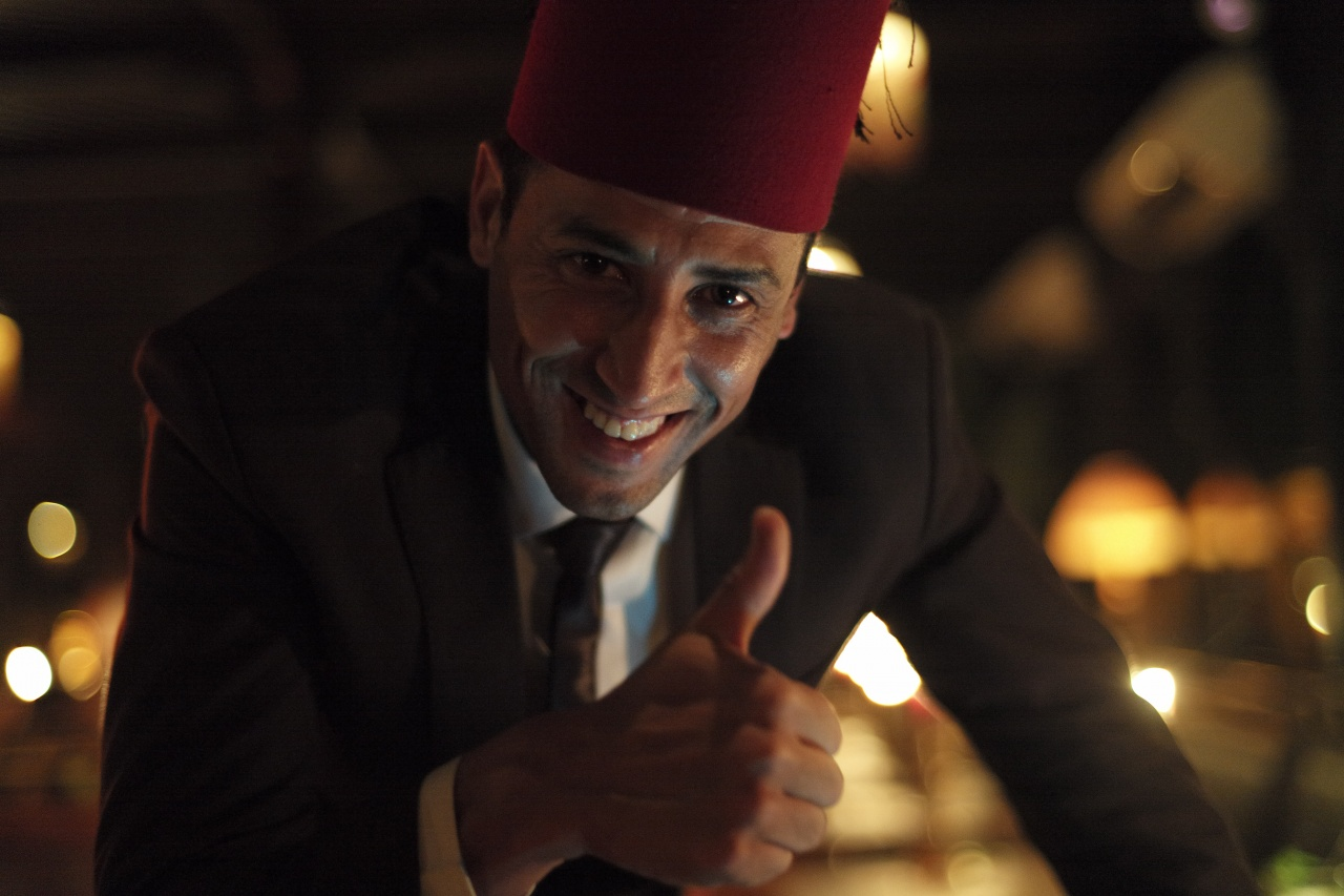 Morocco.  Thumbs up!