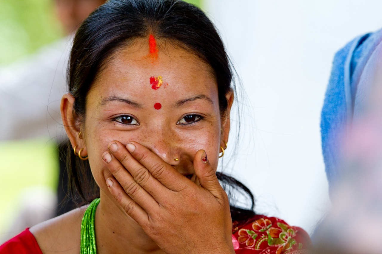 Nepalese Woman.