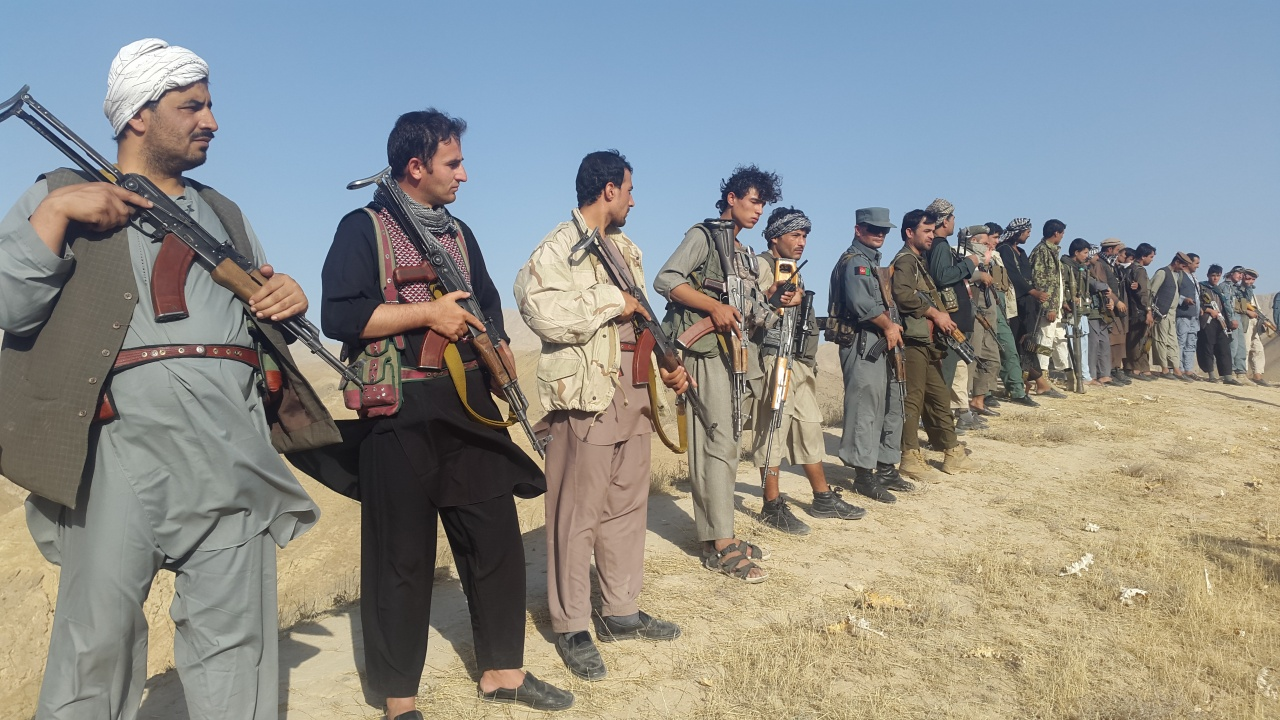 Baghlan citizens support AFNSF