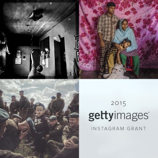 Finalist of Getty Images Instagram Grant