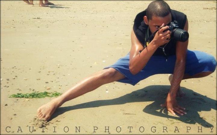 Beach Behind The Scenes