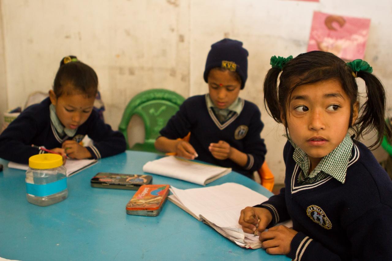 Kopila Valley School in Nepal