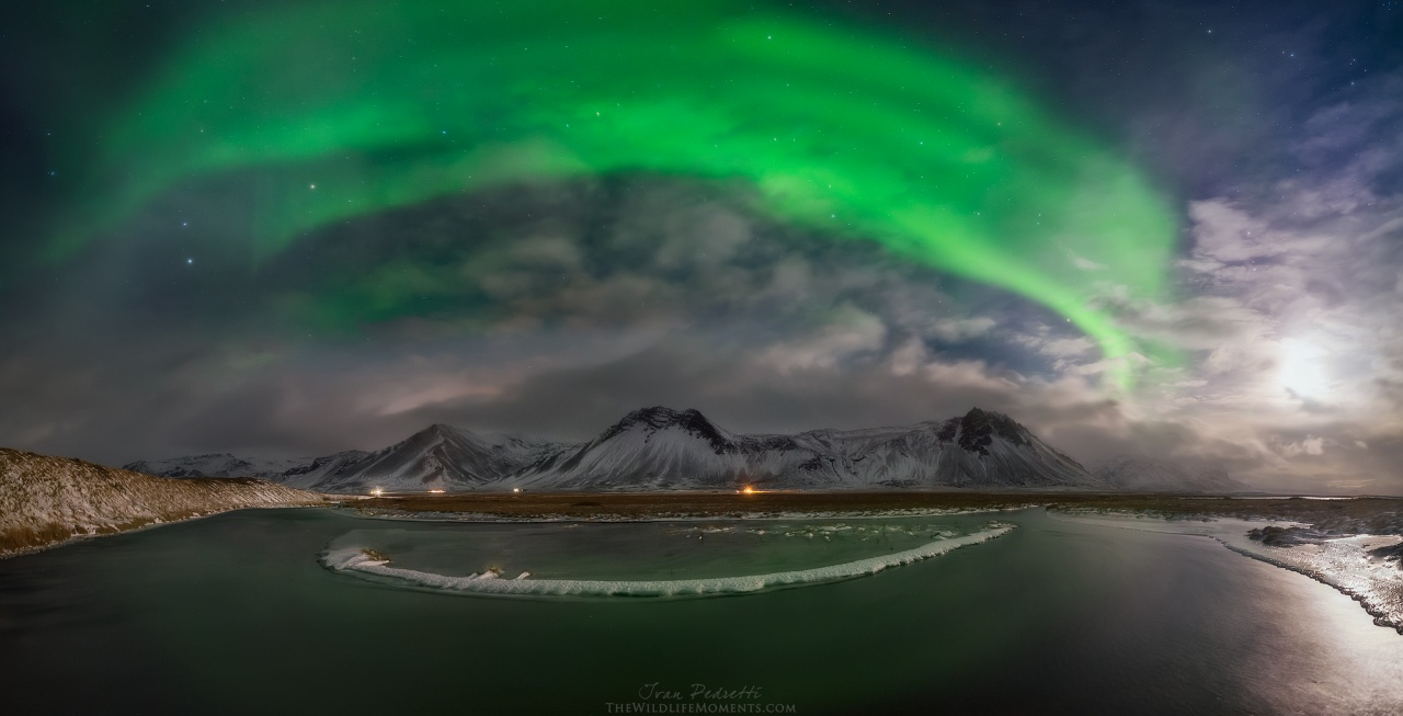 Snaefellsnes Aurora