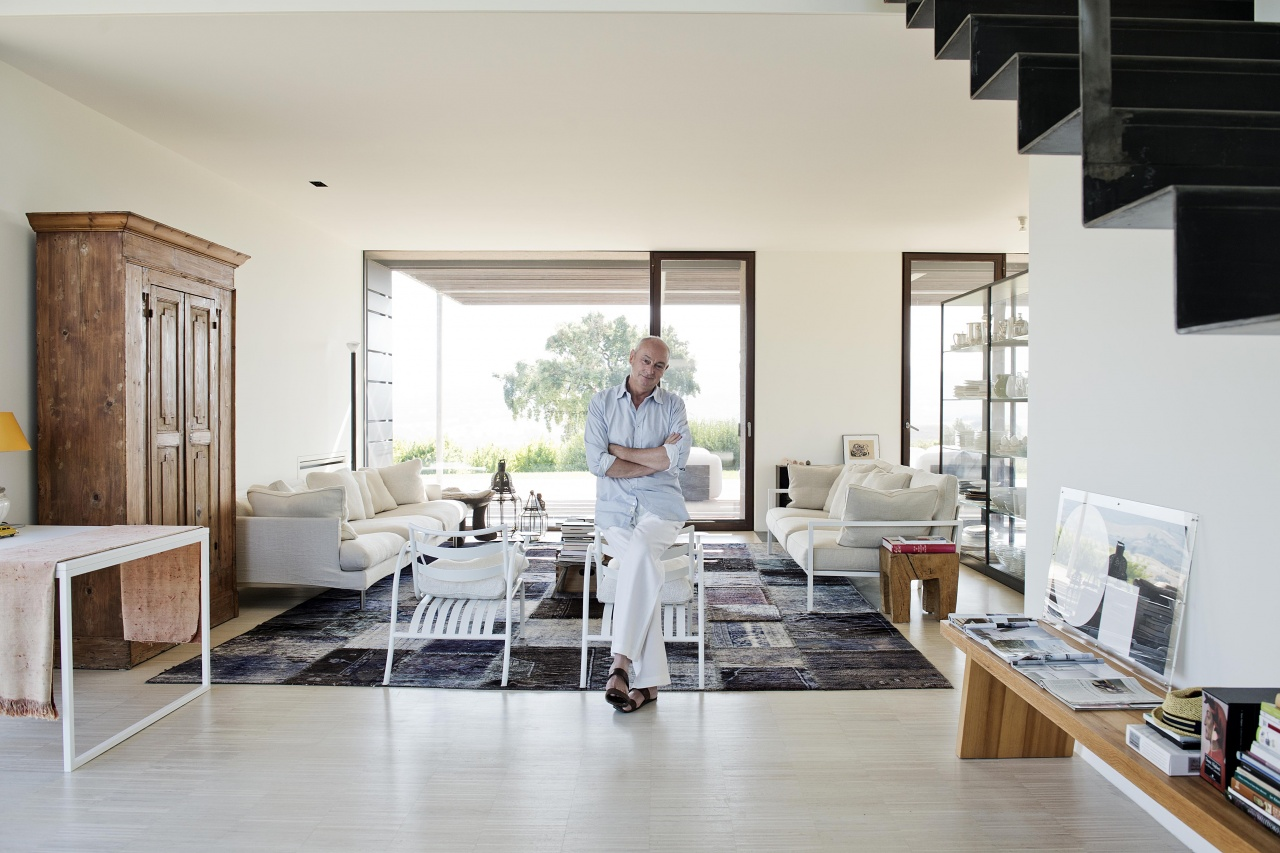 Architect Piero Lissoni