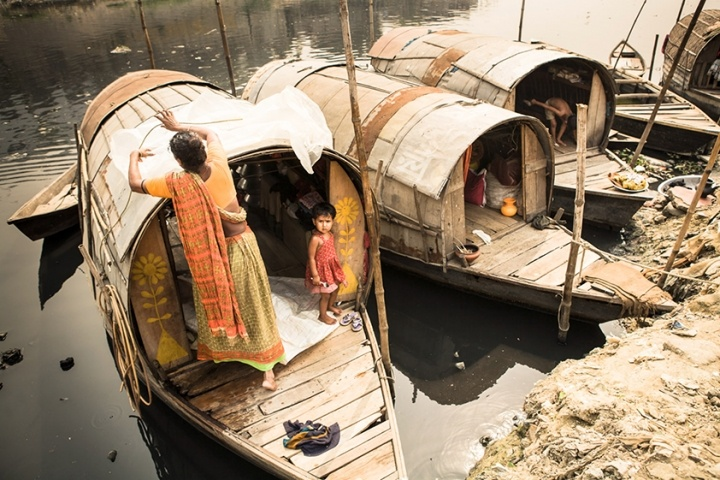Water Gypsies - Bangladesh