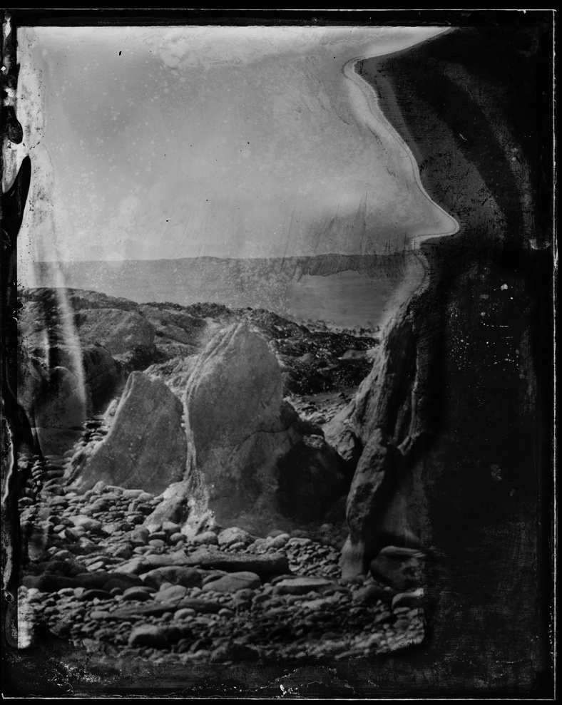 Myke. Wet plate collodion