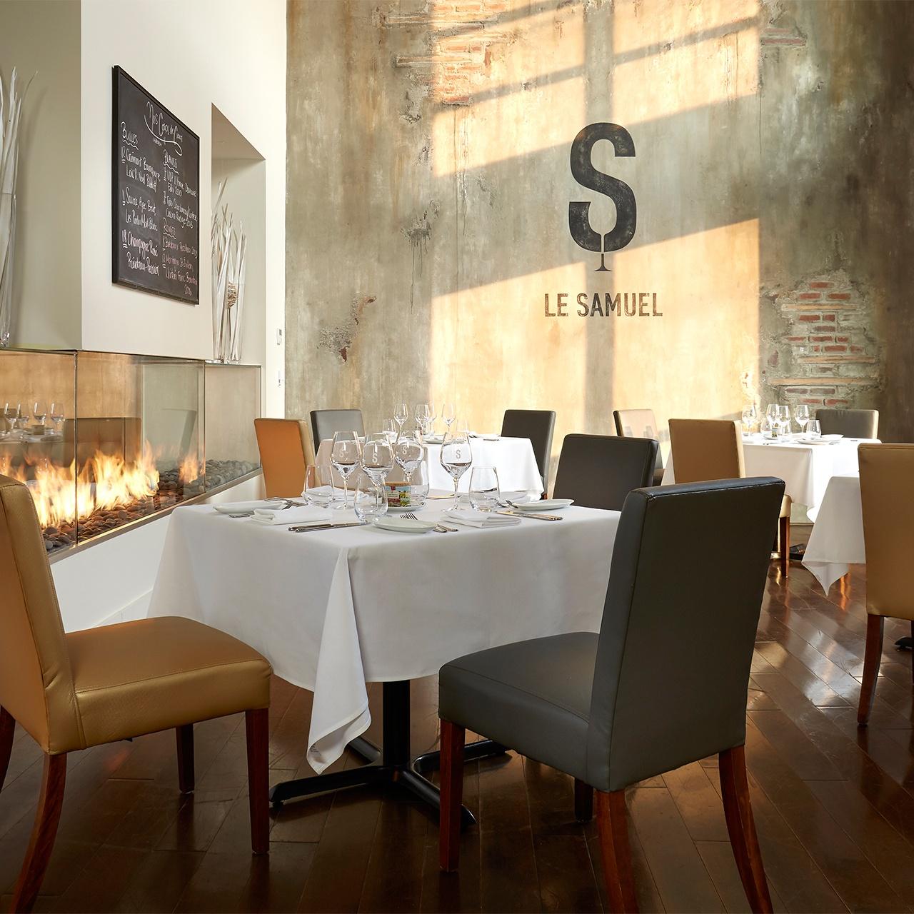 Le Samuel Restaurant