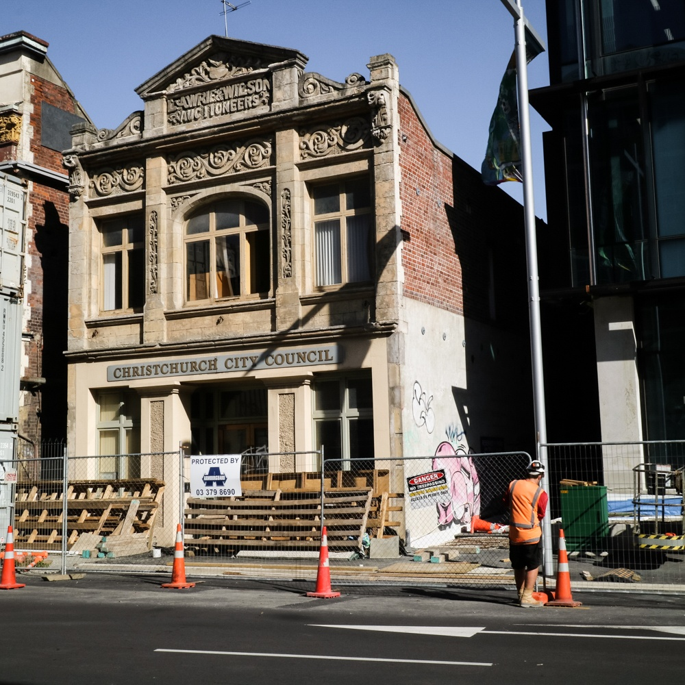 Christchurch, 5 years after