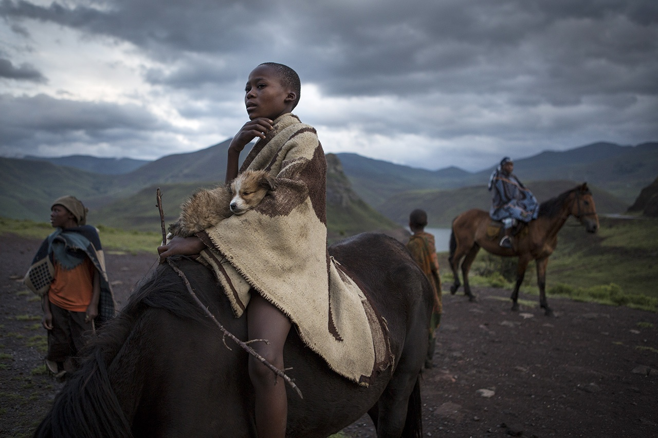 Lesotho's Highlands